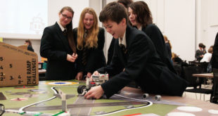 Robotics challenge to find engineers of tomorrow