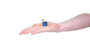 World's smallest draw-wire sensor