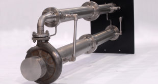 Vertical sulphur pumps for the oil and gas industry