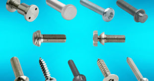 Fasteners take aim at theft, vandalism and equipment tampering