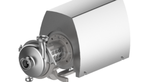 GEA doubles the drive power of its GEA Hilge HYGIA hygienic pump
