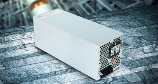 5kW AC-DC power supply delivers flexibility through software configurability