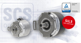 SCS open link interface now TÜV certified up to SIL3