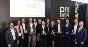 Plastics recycling: Seven award winners announced