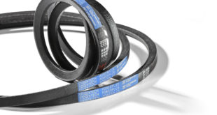 Narrow wedge V-belts