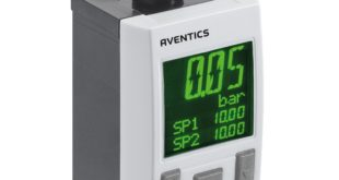 Pressure sensor enables condition monitoring to reduce costly pneumatic system losses