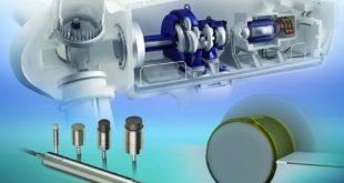 Sensor solutions for predictive maintenance of wind turbines and generators