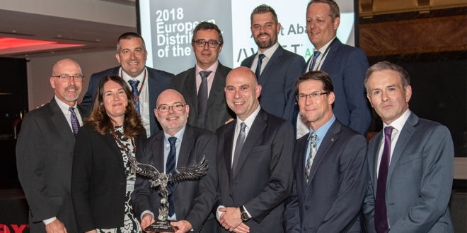 Avnet Abacus named EMEA Distributor of the Year by Molex