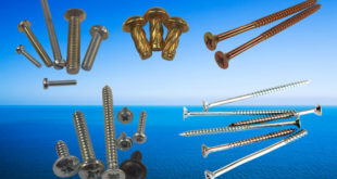 Specialist screws in various materials and finishes