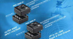 DC-DC converters: work reliably when subjected to dust, moisture, severe vibration