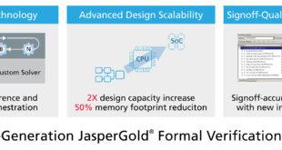 Cadence delivers smart JasperGold Formal Verification Platform