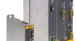 Servo drives for use in central control applications