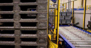 Take ownership of closed loop of plastic pallets