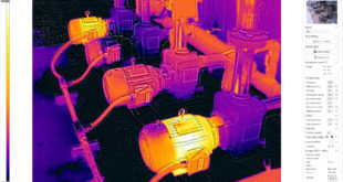 Automate thermal image processing