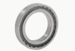 Cylindrical roller bearings offer higher running speeds, higher dynamic load ratings