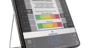 Vibration analysis firmware enhances decision-making support for technicians