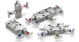 New manifold valve design for pressure transmitters