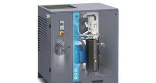 Belt-driven 15 to 22kW compressors
