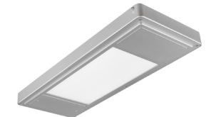 Explosion-proof interior LED luminaires