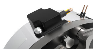 Contactless sensor provides improved monitoring of brakes
