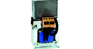 Filter prevents electrical interference over long distances
