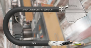 Hybrid cable for SEW and Siemens motors