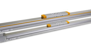 Rodless actuators deliver high load and thrust forces