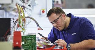 Refurbishing and repair of voltage regulation cards