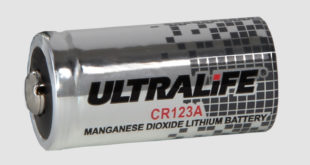 High capacity UB123A battery launches