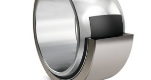 Low friction, low wear and long life spherical plain bearings