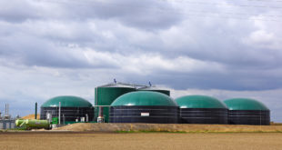 Biomethane provides clean gas to the grid