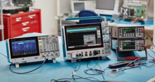 Oscilloscopes for debugging and analysis MDO and MSO scopes offer the largest displays in their class