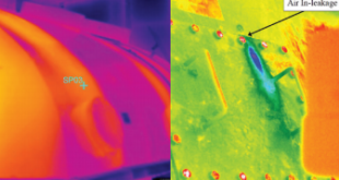 Optical gas imaging with a CO2 tracer helps pinpoint leaks with speed and accuracy