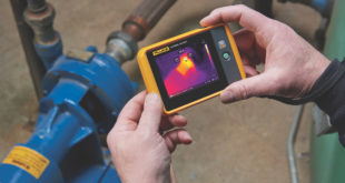 Pocket-size thermal imager