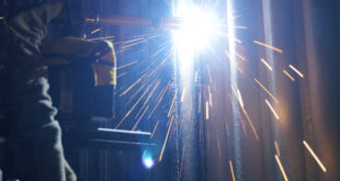 Automated weld overlay repair improves efficiency for biomass power plant