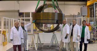 Schaeffler supplies its largest ever spherical plain bearing
