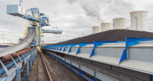 How e-chain systems keep bucket-wheel reclaimers up and running