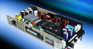 600W medical and industrial programmable power supplies