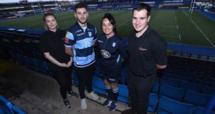 Renishaw and Cardiff Blues raise the aspirations of young people