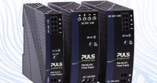 Compact 36W, 60W and 90W DIN-Rail mini power supplies