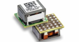 High power density 15A/50W output digital PoL regulator