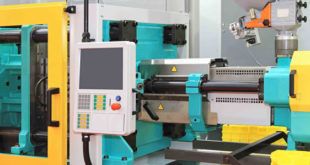 How does the injection moulding process work?