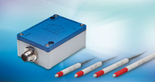 Miniature controller for inductive displacement sensors