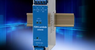 DIN rail redundancy power modules