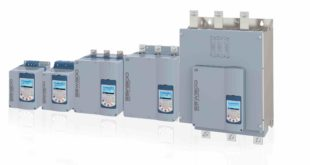 WEG introduces additional frame sizes and new features for SSW900 soft starters
