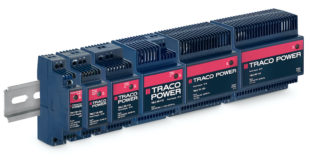 AC/DC DIN rail power supplies for use in building automation and industrial applications