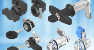 Simple latches through to keylocks requiring just a quarter-turn to operate