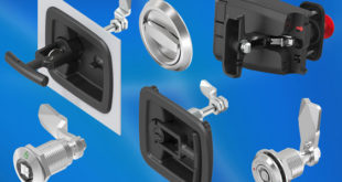 Compression latches offer convenience of a quarter-turn with the benefit of extra compression
