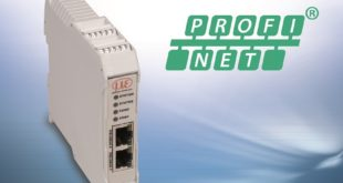 Interface module connects sensors with PROFINET controllers