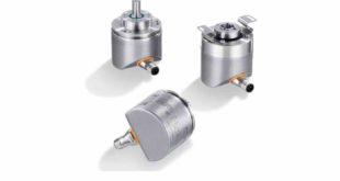 Shaft encoders for wet environments